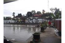 Dijual Kolam pemancingan Produktif Cisarua Kab . Bandung Barat