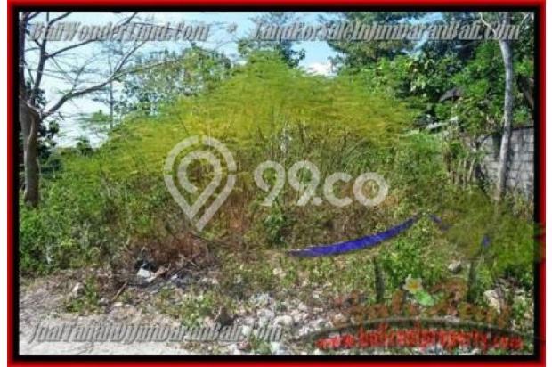 Murah dan Strategis, 600 m2 Lingkungan Perumahan di Jimbaran Ungasan  3873555