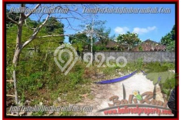 Murah dan Strategis, 600 m2 Lingkungan Perumahan di Jimbaran Ungasan  3873561