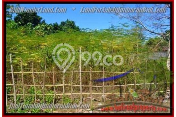Murah dan Strategis, 600 m2 Lingkungan Perumahan di Jimbaran Ungasan  3873562