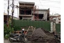 Dijual Rumah On Progress di  Sutorejo Utara