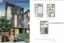Rumah Baru Greenwich Cluster Whelford - BSD City