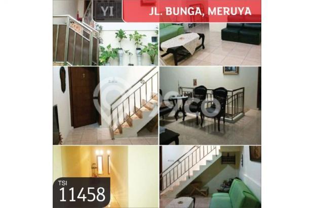 Rumah Jl.Bunga, Meruya Selatan, Jakarta Barat, 81 m², 2 Lt 12898605