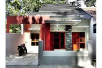Rumah Minimalis Bangunan Baru Utara Jogja Bay Stadion Maguwoharjo