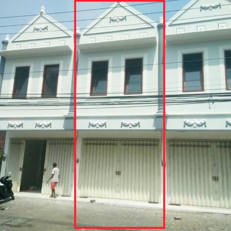 Ruko 2 Lantai daerah Jalan Hanoman Sawojajar, Malang