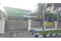 Dijual rumah Taman Alfa Indah Jakarta Barat dekat sekolah High Scope modern