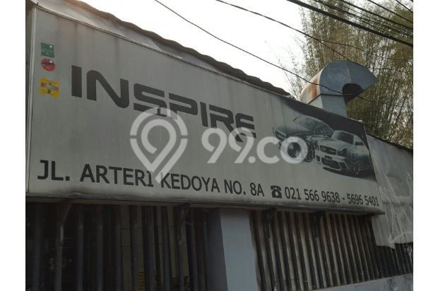 Ditawarkan tanah strategis jalan Panjang kebon jeruk Jakarta Barat 4230902