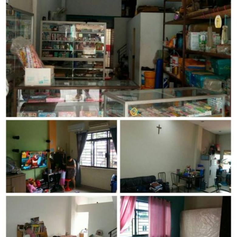 Ruko di Jl. Mustafa ( dekat Bilal / Krakatau )