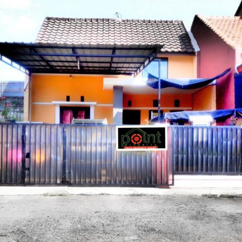 Rumah Second Bagus Siap Huni Gentan Sukoharjo (TN)