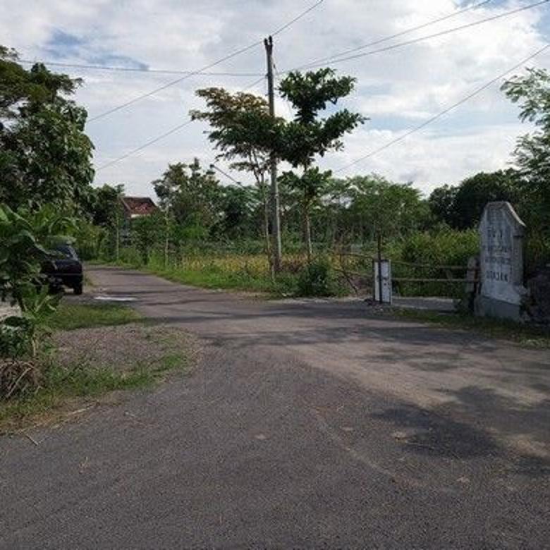 Miliki Tanah Kavling Include Fasum Area Candi Prambanan