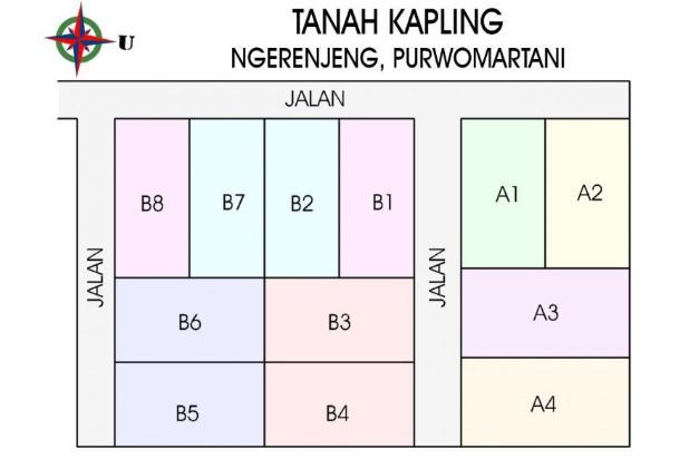 Investasi di Purwomartani: BUY BACK GUARANTEE Nett Profit 25 % 16578115
