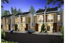 Rumah cantik di dalam cluster di Bedahan, Sawangan, Depok (Bonus Umroh)