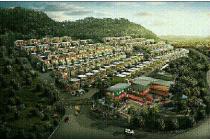 Pramestha mountain city