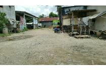 tanah luas 2468m2 lokasi di pinggir jalan raya