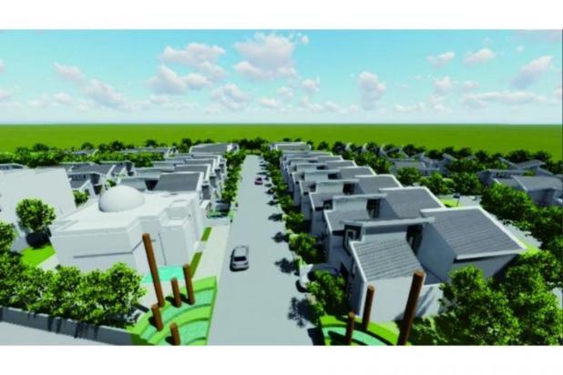 Perumahan Umar Setu Residence, Perumahan Syariah Modern Dengan Konsep Green 12900402