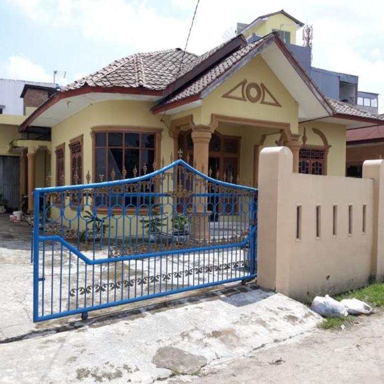 Rumah Dijual di Jalan Bromo Medan