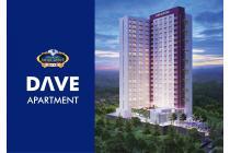 Dijual Apartemen Dave Turun Harga!! Brand New Lokasi UI DEPOK