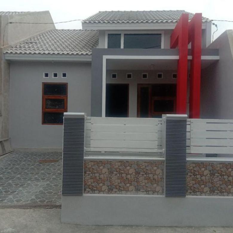 Rumah minimalis LT.110m ada 3KT di Purwomartani
