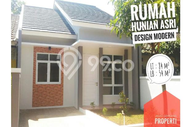 Rumah Desing Modern Minimalis, Lokasi Strategis dan Harga Terjangkau di Bojong Gede, Depok 12749947