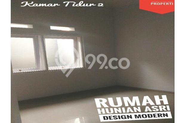 Rumah Design Modern Minimalis Harga Terjangkau Bebas Banjir di Bojong Gede Depok  12750004
