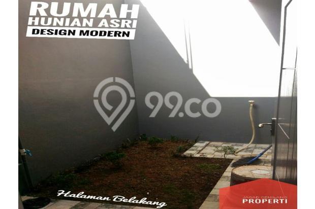 Rumah Design Modern Minimalis Harga Terjangkau Bebas Banjir di Perumahan Villa Asia Bojong Gede Depok 12750048