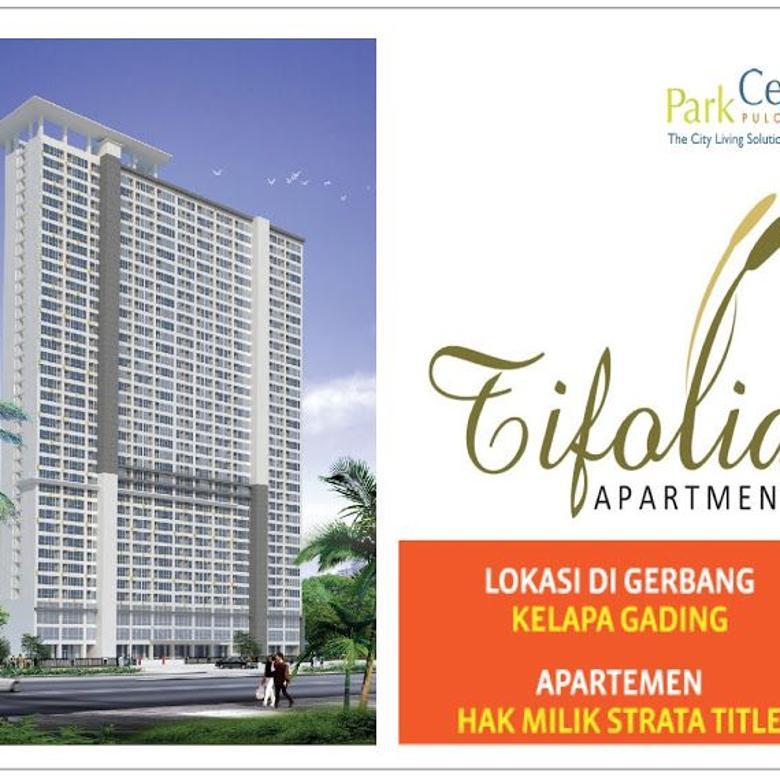 Apartemen Tifolia Pulomas Park Center, Kelapa Gading Jakarta Utara