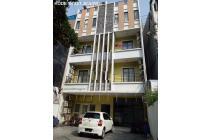 KODE :07821(Jf/Jr/Wb) Rumah Dijual Mangga Besar, Luas 8,5x24 Meter