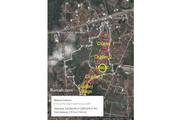 invest rukost di student village jatinangor dekat kawasan 4 universitas 13245602