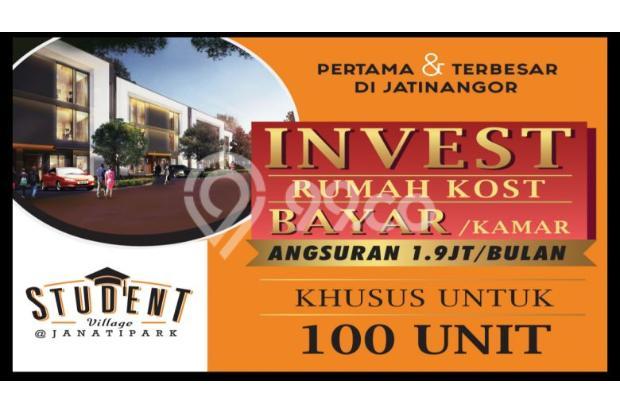 invest rukost di student village jatinangor dekat kawasan 4 universitas 13245679