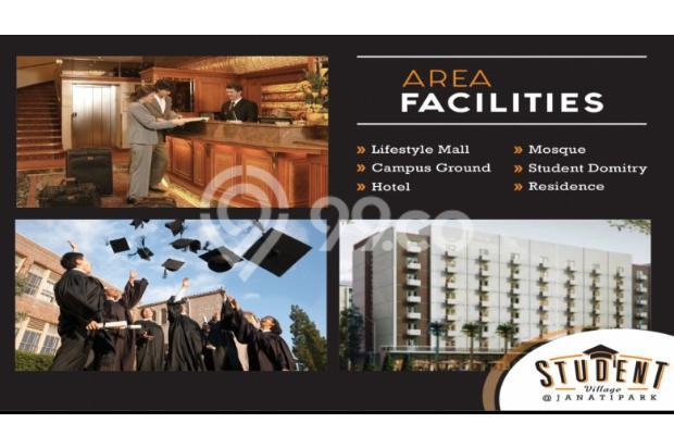 invest rukost di student village jatinangor dekat kawasan 4 universitas 13245705