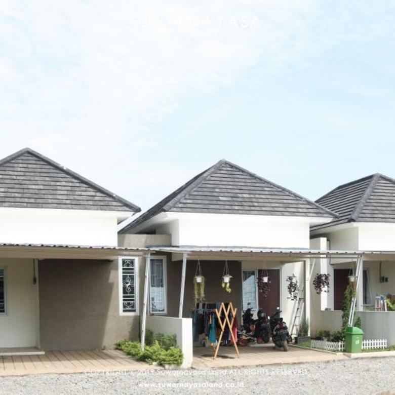 Rumah murah minimalis DP Ringan 10 menit tol buah batu bandung