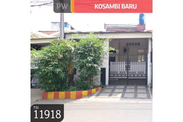 Rumah Kosambi Baru, Jakarta Barat, 6x20, 2 Lt, SHM 20019344