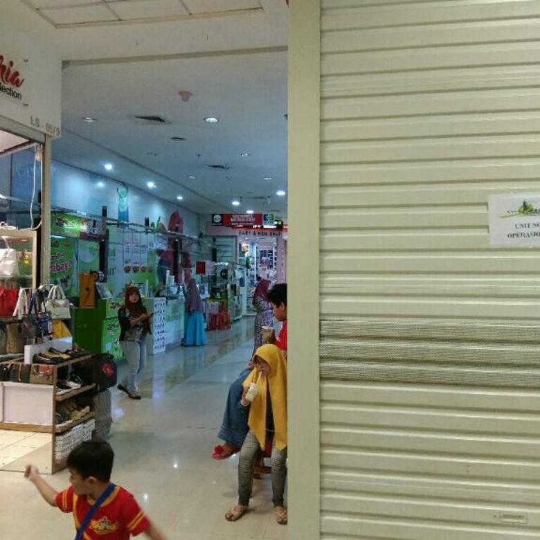 dijual : stand toko : cito mall, ( city of tomorrow ),surabaya.085104668881