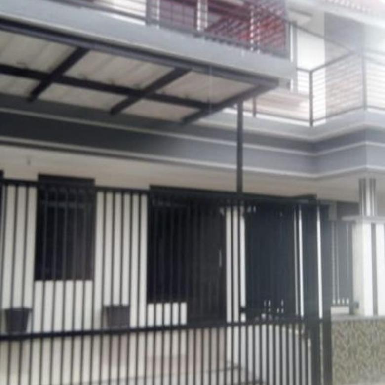 Rumah Mewah 2 Lantai Siap Huni di Sawojajar Kota Malang