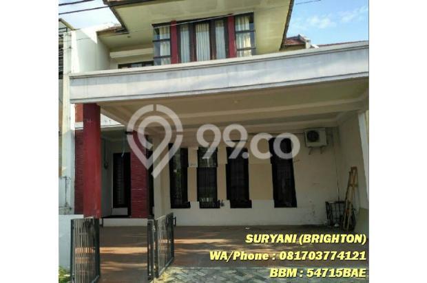 Dijual Rumah Minimalis dan Siap Huni di Koala Regency Surabaya 13961552