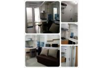Bassura City 2 kamar perabot lengkap ada water heater.