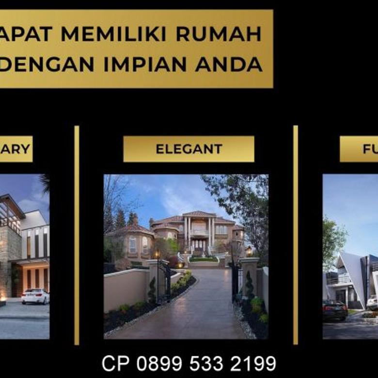 Kavling Meruya Residence Jakarta Barat Termurah