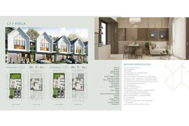 Rp993jt Rumah Dijual
