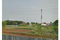 Dijual Tanah Komersil di Pinggir Jln Utama Ps Kemis Tangerang