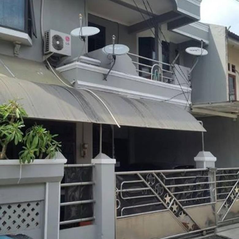 Rumah Rawamangun 137m 2lantai (UTARA)