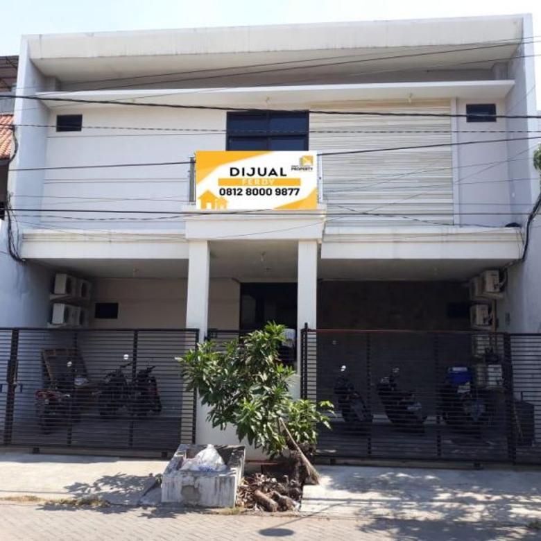 Di Jual Rumah 2 Lantai Kost Aktif Rungkut Mejoyo Utara