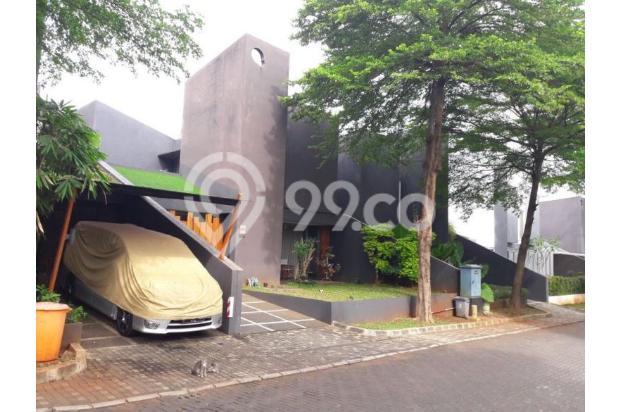 Jakarta Selatan - Ozone Rsd, Rumah Mewah, Cluster Ekslusif, Fully furnished 15108458