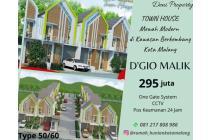 Perumahan 2 Lantai Murah dan Bagus D'Gio Malaik Kota Malang