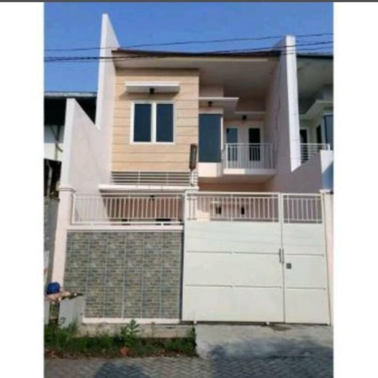 Rumah Kalijudan Madya Kenjeran Minimalis Modern 2 Lantai