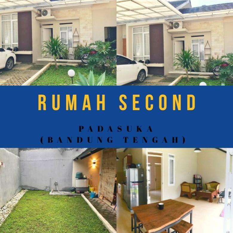 Rumah Second syp SurapatiCore Bandung Padasuka BojongKoneng NE