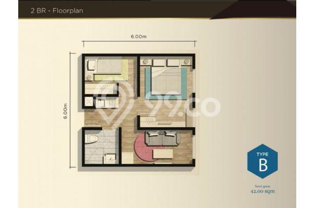 Apartemen di lokasi Super Strategis, dekat kawasan industri cikarang- 9488662