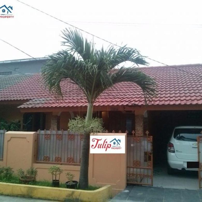 Rumah Luas Lokasi Strategis di Harapan Jaya