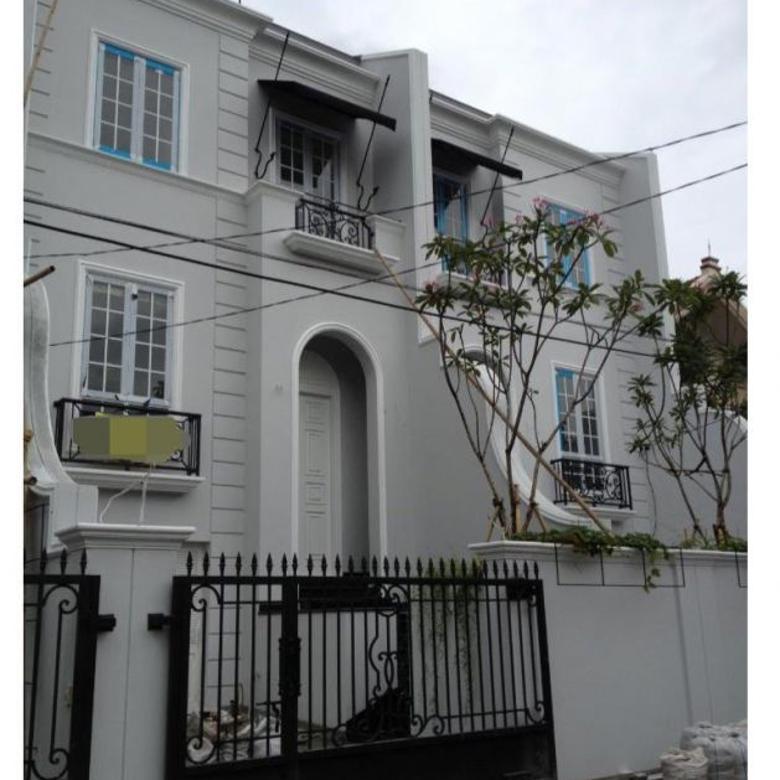 Rumah Brand New Di Jalan Gaharu Area Jakarta Selatan