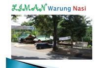 Jual Tanah Strategis di jalan raya Tasik - Cibalong km24 Kab. Tasikmalaya