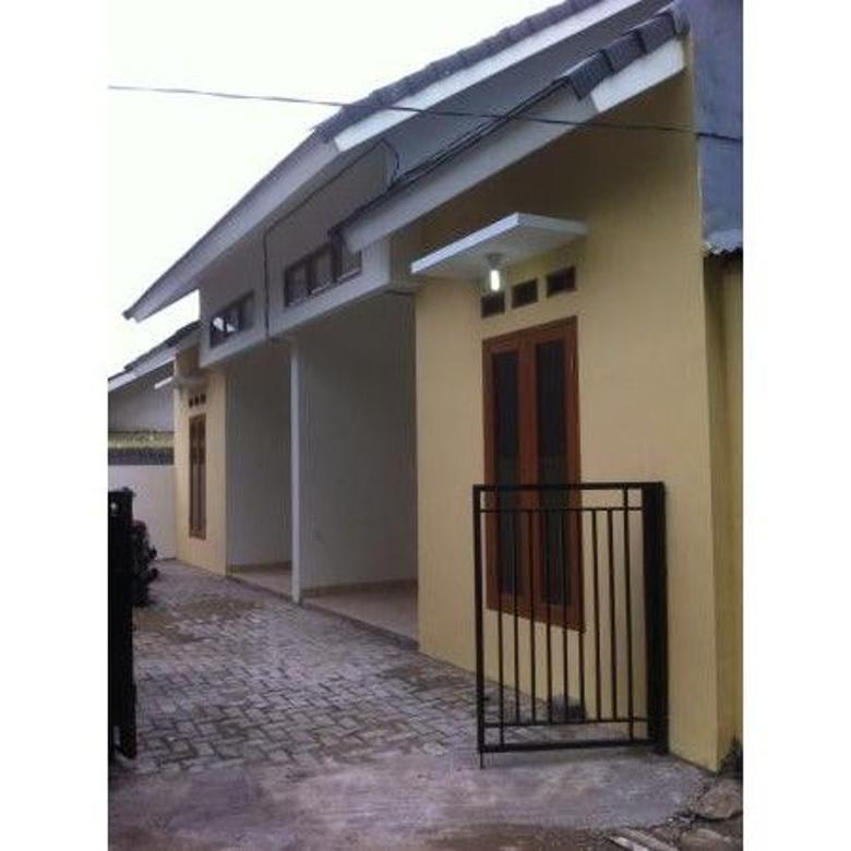 Dijual 2 Unit Rumah Baru Strategis di Bintaro, Tangerang Selatan PR1097